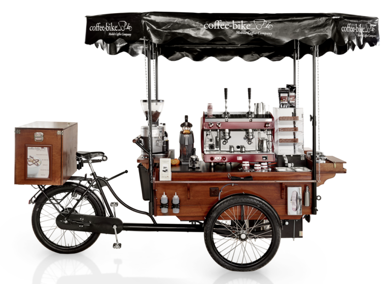 Coffee Bike 1